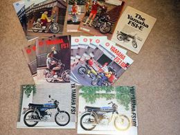 Sales Brochure Collection